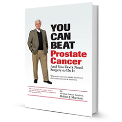 You Can Beat Prostate Cancer Book